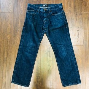 William Rast Men's Jeans Button fly 31x30